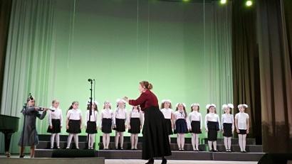 Первом хоровой фестиваль в Архангельске собрал свыше 350 участников