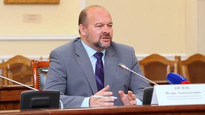 Игорь Орлов: «Живой диалог, который мы сегодня поддерживаем с неравнодушными северянами, будет продолжен»