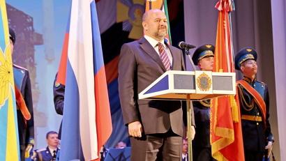 Фото пресс-службы администрации Мирного