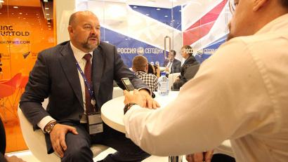 Игорь Орлов: «Нужно создавать единую площадку для демонстрации современных технологий в лесу»