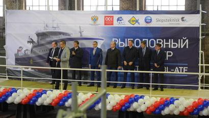 Фото пресс-службы ПАО «Выборгский судостроительный завод»