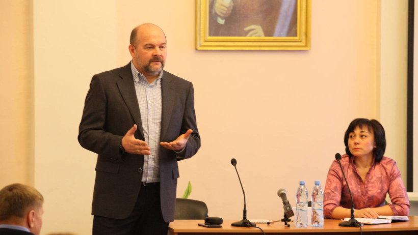 Игорь Орлов: «Каждая такая встреча дает возможность скорректировать действия власти»