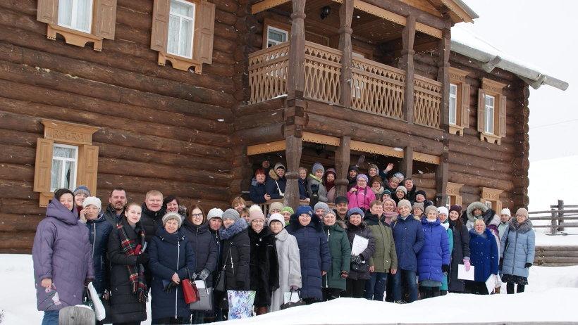 В Кенозерском национальном парке состоялся большой семинар для активистов ТОС «Десять шагов к успешному проекту»