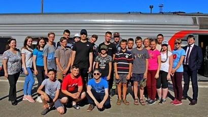 Азы морского дела будут осваивать 62 школьника из Архангельска, Северодвинска, Костромы и поселка Соловецкий