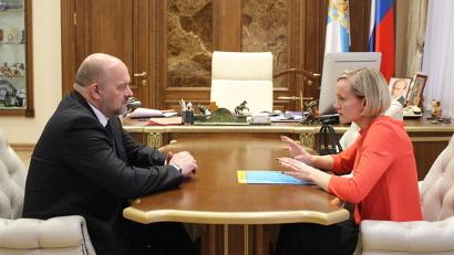 Инициативы бизнес-омбудсмена поддержал губернатор Архангельской области Игорь Орлов