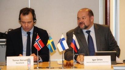 Игорь Орлов обозначил приоритеты работы: контроль за изменением климата, развитие транспортного сектора и природоохранная деятельность