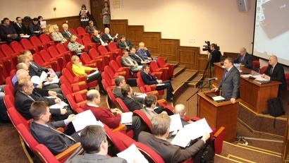 Алексей Алсуфьев отметил, что наш регион глубоко интегрирован в реализацию арктических проектов