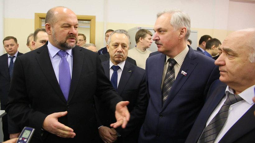 Игорь Орлов: «После обучения в новом центре в цеха придут готовые специалисты»