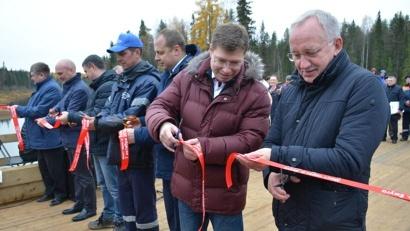 Финансирование объекта велось в рамках соглашения, заключённого между правительством Архангельской области и ГК «Титан»