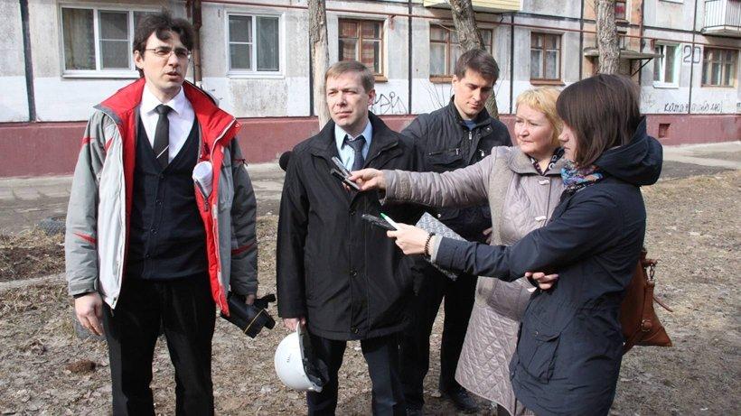Александр Бараев и Андрей Поташев рассказали о планах по проведению капремонта в 2016 году
