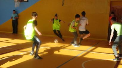 За неделю в спортивных играх приняли участие более 250 ребят