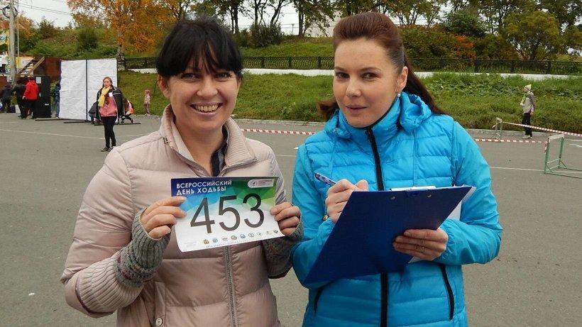 Регистрация на участие во Всероссийском дне ходьбы продолжается