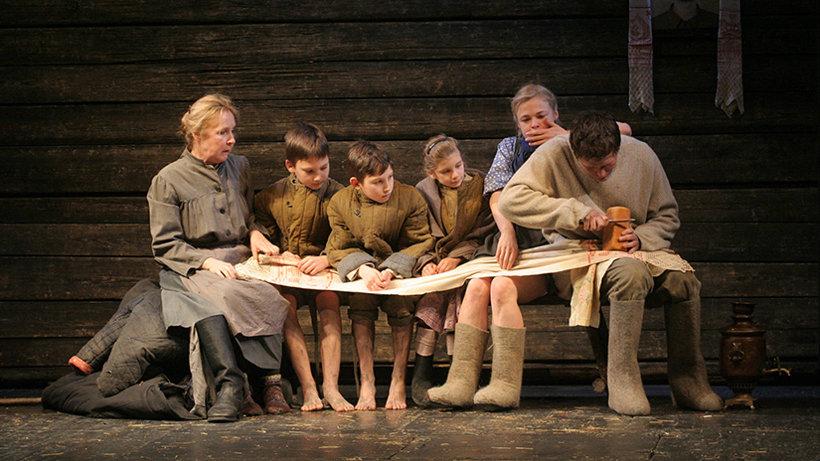 Архангельск станет первым после Москвы городом, где состоится премьера спектакля в новой редакции. Фото с сайта Малого драматического театра