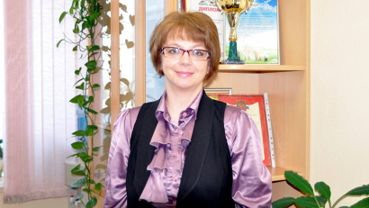 Генеральный директор архангельского Дворца детского и юношеского творчества Валентина Шульгина