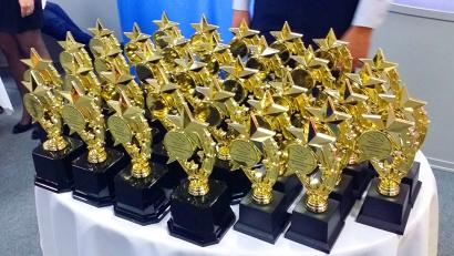 Награды получили десять выдающихся спортсменов и десять лучших тренеров Поморья