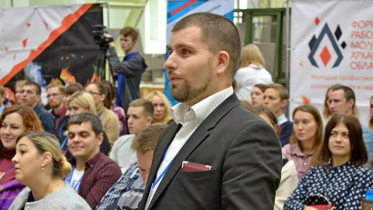 Председателем координационного совета избран мастер цеха №7 АО «Северный рейд» Александр Захаров