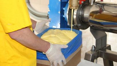 Выпускаемый продукт - маргарин с массовой долей жира не менее 60%.