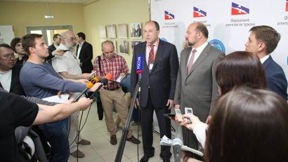 Олег Сафонов: «Каждый регион должен увидеть и представить уникальные туристские предложения»