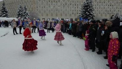 Массовые мероприятия, посвященные здоровому образу жизни, стали традицией в столице Поморья