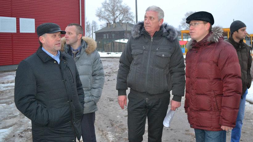 Ввод в строй новых объектов позволит значительно улучшить социальную и экологическую обстановку в Каргопольском районе