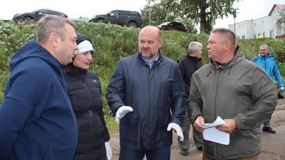 Игорь Орлов: «Уверен, уже на следующем этапе мы будем не просто убирать мусор, а благоустраивать территорию»