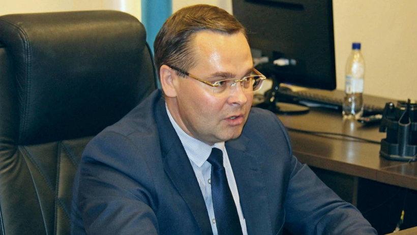 Заместитель министра транспорта Архангельской области Олег Мишуков