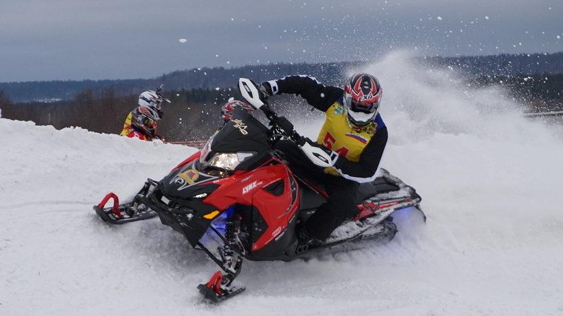 Снегоходный фестиваль пройдет в Устьянском районе с 18 по 19 февраля