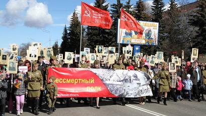 В преддверии юбилея Победы в Архангельской  области пройдет более 20 всероссийских акций