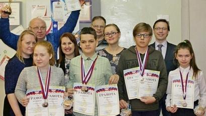 Путёвку в федеральный финал «Белой ладьи» завоевала команда архангельской школы №17
