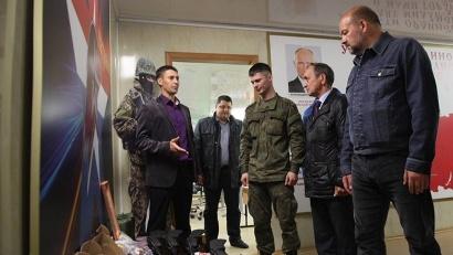 Самый северный в регионе зональный центр патриотического воспитания начнёт работу в сентябре