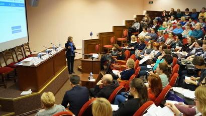 Для проведения конференции в Архангельск приехала главный гериатр России