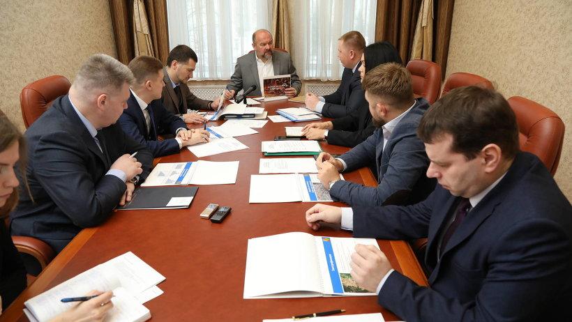 Фото: пресс-служба Губернатора и Правительства Архангельской области / П.Кононов