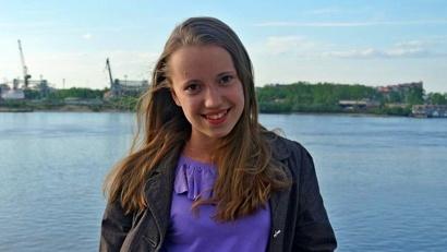 Полина Лихачёва сдала на 100 баллов русский и историю и на 99 баллов – ЕГЭ по обществознанию