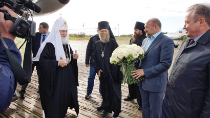 Фото с официального сайта Московского Патриархата