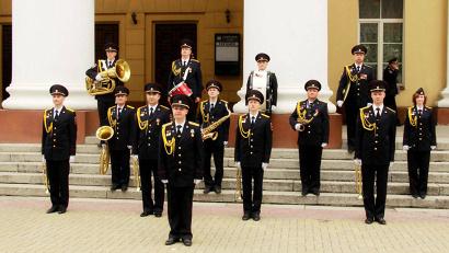 Военный оркестр в/ч 2659 Северо-Западного регионального командования внутренних войск МВД России