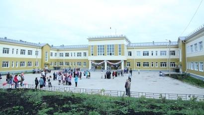 Новая школа станет сердцем посёлка
