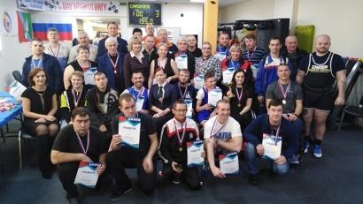В соревнованиях приняли участие более 35 спортсменов с поражением опорно-двигательного аппарата