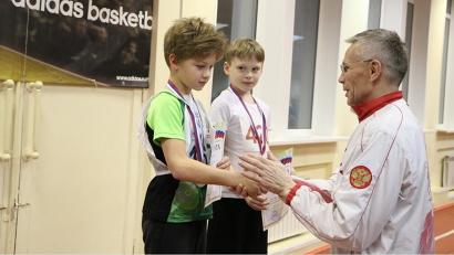 Сильнейшие юные спортсмены получили заслуженные медали, а все участники – неоценимый опыт соревнований.