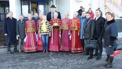Парламентарии проведут в Архангельске выездное заседание комитета Госдумы по физкультуре и спорту и посетят Соловецкие острова