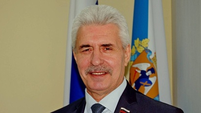 Юрий Сердюк: «Наш регион должен восприниматься как плацдарм для освоения Арктики»