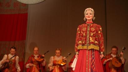 В Сербии прозвучала «Катюша» в исполнении Северного русского народного хора