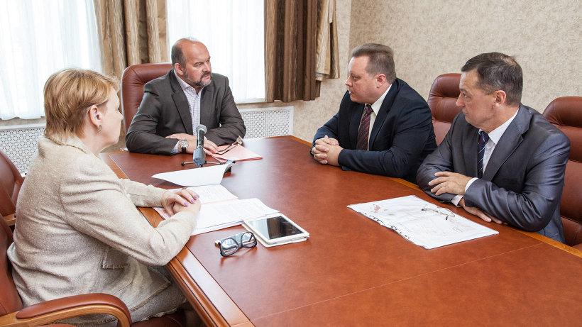 Игорь Орлов высоко оценил работу по выделению земельных участков многодетным семьям в Онеге