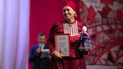 Все участники фестиваля проявили страстное желание сохранять традиции народного северного костюма