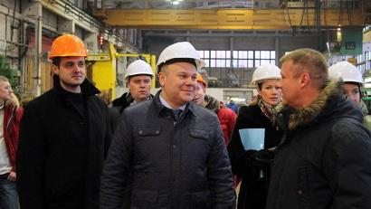 Виктор Иконников: «Предприятия малого и среднего бизнеса готовы участвовать в масштабных проектах»