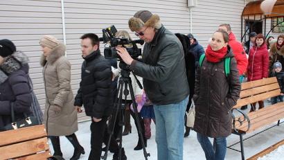 В фокусе объектива ОТР - жизнь людей в маленьких российских городках