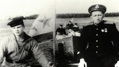Посетители увидят фотографии 14-летнего Валентина Пикуля, форму учащегося Соловецкой школы юнг, макет торпедного катера ТК-450 «Юнга»