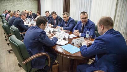 Стороны пришли к соглашению о необходимости организации прямых поставок белорусских товаров в Архангельскую область
