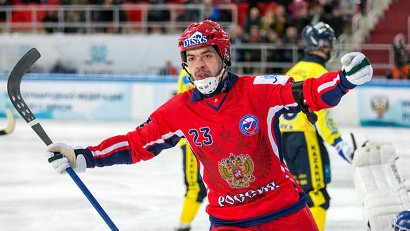 Россия не оставила ни единого шанса сборной Норвегии – 15:1