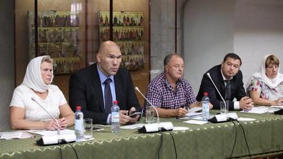Борис Скрынник предложил выбрать Соловки для проведения Олимпиады национальных видов спорта