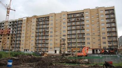 Первая очередь новостройки на Московском, 55 будет сдана в сентябре этого года